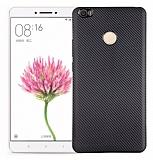 Eiroo Carbon Thin Xiaomi Mi Max Ultra İnce Siyah Silikon Kılıf
