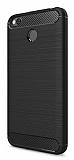 Eiroo Carbon Shield Xiaomi Redmi 4X Ultra Koruma Siyah Kılıf