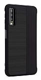 Eiroo Card Slot Samsung Galaxy A7 2018 Ultra Koruma Siyah Kılıf