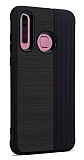 Eiroo Card Slot Samsung Galaxy A9 2018 Ultra Koruma Siyah Kılıf
