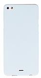 Eiroo Casper Via V10 Ultra İnce Beyaz Silikon Kılıf