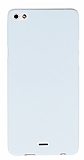 Eiroo Casper Via V10 Ultra �nce Beyaz Silikon K�l�f