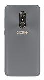 Eiroo Clear Alcatel A7 Şeffaf Silikon Kılıf