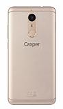 Eiroo Clear Casper Via G1 Plus Şeffaf Silikon Kılıf
