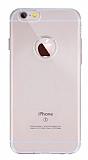 Eiroo Clear iPhone 6 Plus / 6S Plus Şeffaf Silikon Kılıf