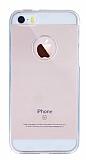 Eiroo Clear iPhone SE / 5 / 5S Şeffaf Silikon Kılıf