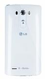 Eiroo Clear LG G3 Şeffaf Silikon Kılıf