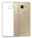 Eiroo Clear Samsung Galaxy A5 2016 Şeffaf Silikon Kılıf