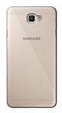 Eiroo Clear Samsung Galaxy C5 Pro Şeffaf Silikon Kılıf
