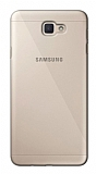 Eiroo Clear Samsung Galaxy C7 Pro Şeffaf Silikon Kılıf