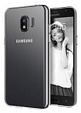 Eiroo Clear Samsung Galaxy J2 Pro 2018 Şeffaf Silikon Kılıf