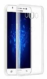 Eiroo Clear Samsung Galaxy J5 2016 Şeffaf Silikon Kılıf