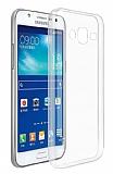 Eiroo Clear Samsung Galaxy J5 Şeffaf Silikon Kılıf
