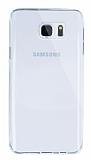 Eiroo Clear Samsung Galaxy Note 5 Şeffaf Silikon Kılıf