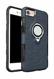 Eiroo Durable iPhone 7 / 8 Ultra Koruma Lacivert Kılıf