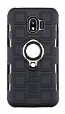 Eiroo Durable Samsung Galaxy J2 Core Ultra Koruma Siyah Kılıf
