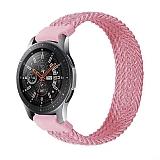Eiroo Fabric Huawei Watch GT 2e 46 mm Pembe Kumaş Kordon