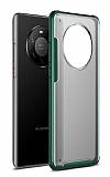Eiroo Firm Huawei Mate 40 Pro Ultra Koruma Yeşil Kılıf