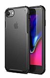 Eiroo Firm iPhone 7 / 8 Ultra Koruma Siyah Kılıf
