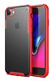 Eiroo Firm iPhone 7 / 8 Ultra Koruma Kırmızı Kılıf