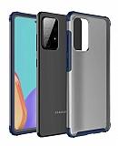 Eiroo Firm Samsung Galaxy A52 / A52 5G Ultra Koruma Lacivert Kılıf