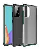 Eiroo Firm Samsung Galaxy A52 / A52 5G Ultra Koruma Yeşil Kılıf