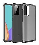 Eiroo Firm Samsung Galaxy A52 / A52 5G Ultra Koruma Siyah Kılıf