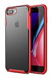 Eiroo Firm iPhone 7 Plus / 8 Plus Ultra Koruma Kırmızı Kılıf
