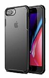 Eiroo Firm iPhone 7 Plus / 8 Plus Ultra Koruma Siyah Kılıf