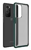 Eiroo Firm OnePlus 9 Pro Ultra Koruma Yeşil Kılıf