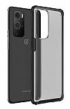 Eiroo Firm OnePlus 9 Pro Ultra Koruma Siyah Kılıf
