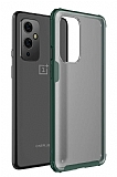 Eiroo Firm OnePlus 9 Ultra Koruma Yeşil Kılıf