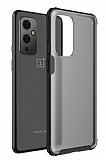Eiroo Firm OnePlus 9 Ultra Koruma Siyah Kılıf
