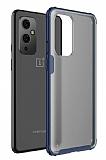 Eiroo Firm OnePlus 9 Ultra Koruma Lacivert Kılıf