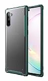 Eiroo Firm Samsung Galaxy Note 10 Ultra Koruma Yeşil Kılıf