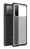 Eiroo Firm Xiaomi Mi 11 Ultra Süper Koruma Siyah Kılıf