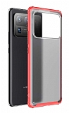 Eiroo Firm Xiaomi Mi 11 Ultra Süper Koruma Kırmızı Kılıf