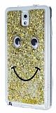 Eiroo Funny Face Samsung N9000 Galaxy Note 3 I��lt�l� �effaf Rubber K�l�f