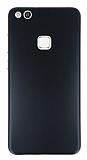 Eiroo Ghost Thin Huawei P10 Lite Ultra İnce Siyah Rubber Kılıf