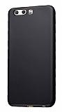 Eiroo Ghost Thin Huawei P10 Ultra İnce Siyah Rubber Kılıf