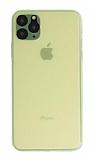 Eiroo Ghost Thin iPhone 11 Pro Ultra İnce Açık Yeşil Rubber Kılıf