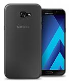 Eiroo Ghost Thin Samsung Galaxy A3 2017 Ultra İnce Şeffaf Rubber Kılıf