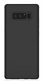 Eiroo Ghost Thin Samsung Galaxy Note 8 Ultra İnce Siyah Rubber Kılıf