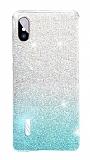 Eiroo Gleam iPhone X / XS Yeşil Silikon Kılıf