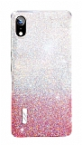 Eiroo Gleam iPhone XR Pembe Silikon Kılıf