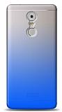 Eiroo Gradient Lenovo K6 Note Geçişli Mavi Rubber Kılıf