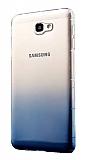 Eiroo Gradient Samsung Galaxy J7 Prime Geçişli Mavi Rubber Kılıf