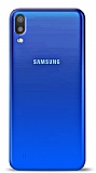 Eiroo Gradient Samsung Galaxy M10 Geçişli Mavi Rubber Kılıf