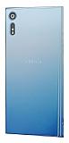 Eiroo Gradient Sony Xperia XZ Geçişli Rubber Kılıf