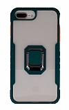 Eiroo Guard iPhone 7 Plus / 8 Plus Ultra Koruma Yeşil Kılıf